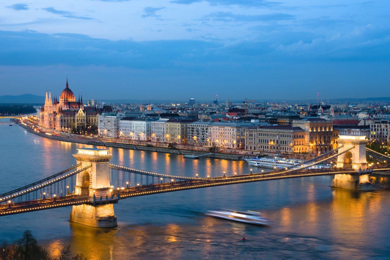 San Pietroburgo, il panorama della città